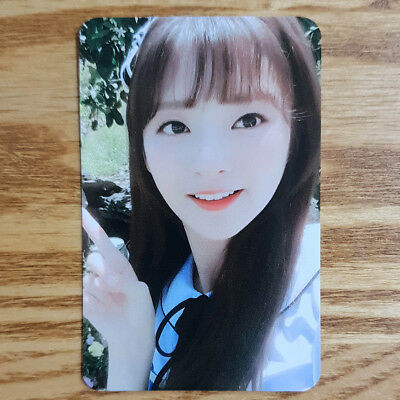 Lee Nagyung Official Photocard fromis 9 To.Day 2nd Mini Album Kpop Genuine