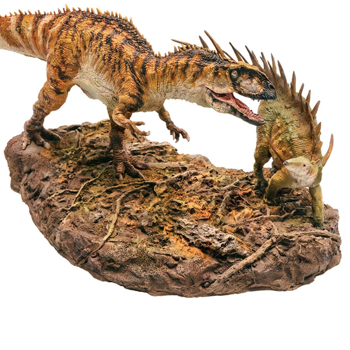 Free Shipping PNSO Yangchuanosaurus and Chungkingosaurus ...