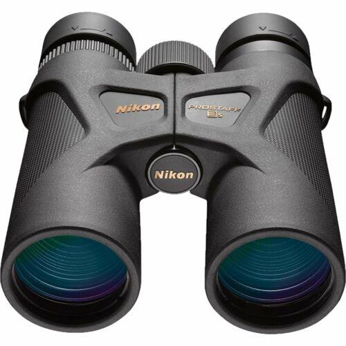Nikon Prostaff 3S 8x42 Lightweight Waterproof and Fogproof Binoculars, Blk 16030