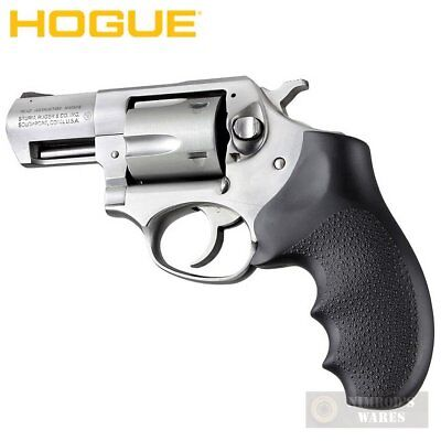 - HOGUE Ruger SP101 Rubber GRIP Textured 81000 FAST SHIP