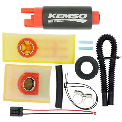 "KEMSO 340LPH High Performance Fuel Pump ""Replace Walbro 255LPH GSS340"" #28"