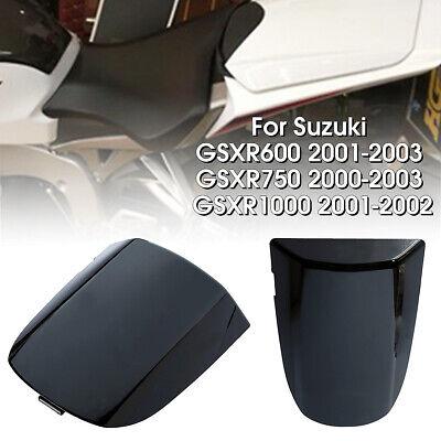 Motocycle Rear Seat Cover Cowl For Suzuki GSXR 600 750 1000 GSX-R600 ABS