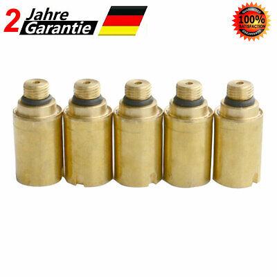 5 Für VW Touareg residual pressure valve Vorne Federbein Restdruckhalteventil