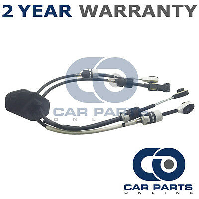 FORD TRANSIT MK7 2006- 2.2 2.3 2.4 RWD 6 SPEED DIESEL GEAR SELECTOR CABLE SET