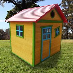 Kids Amaroo Cubby House Layby For Christmas Maidstone Maribyrnong Area Preview