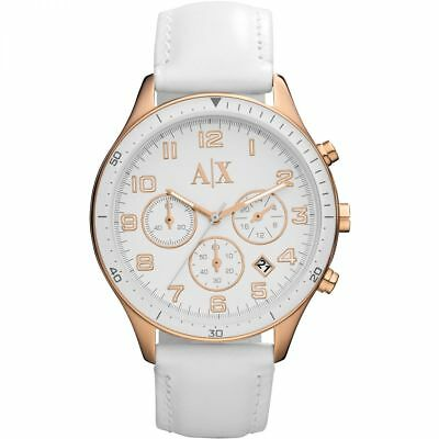 AX5101 New Genuine Armani Exchange Ladies Chronograph Watch RRP £169