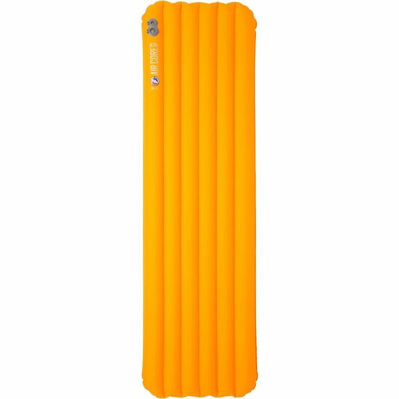 Big Agnes Air Core Ultra Sleeping Pad Gold 20x72 Regular