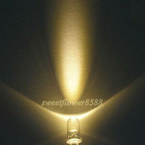 100pcs-3mm-Round-warm-white-leds-light-Ultra-bright-lamp-New-Free-Shipping