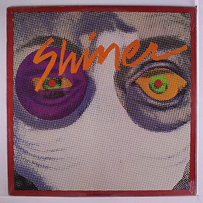 Shiner  Shiner Lp Sealed  Late 70S Tax Scam Hard Rock  Rock   Pop