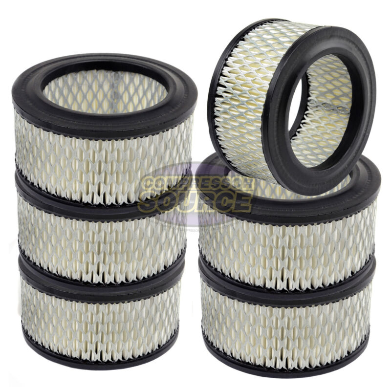 6 Air Compressor Air Intake Filter Elements #14 A424 For Ingersoll Rand 32170979
