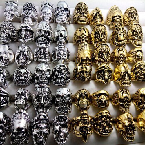 Wholesale 25 Skull Men