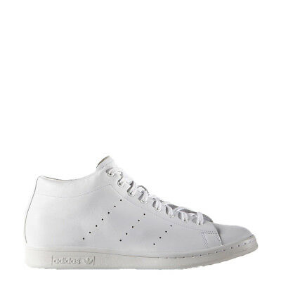 *SALE* Adidas  Hyke- AOH-001 HI Men's Trainers White (S79347)