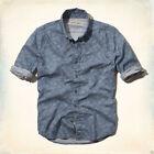Hollister Slim Fit Dress Shirts for Men