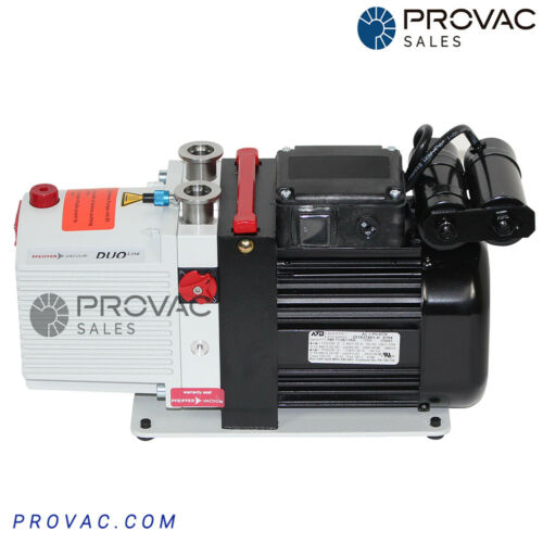 Pfeiffer DUO 3 Rotary Vane Pump, New by Provac Sales, Inc.