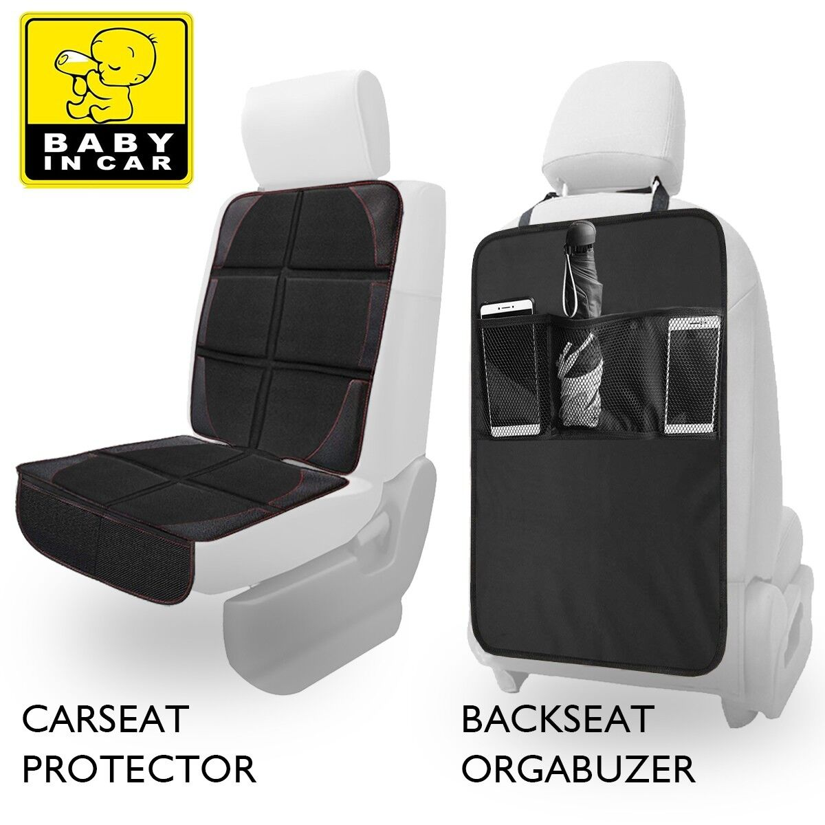For Child & Baby Cars Seats,Dog Mat Durable Thick Car Seat P