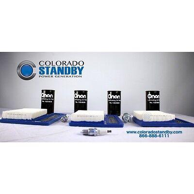 Cummins Onan Rv Qg Service Kit For 5.5 And 7.0 Kw Generatorshgjaa Hgjab 500 Hrs