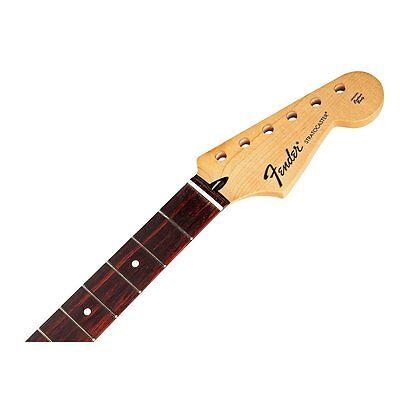 Fender Stratocaster® Neck, 21 Medium Jumbo Frets, Rosewood Fingerboard