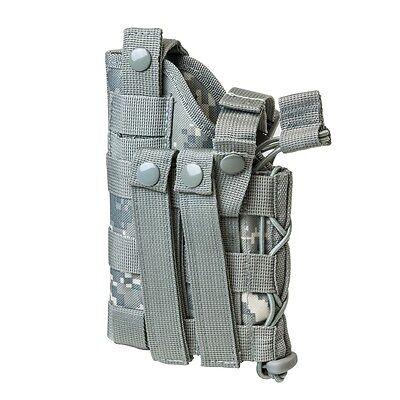 - VISM NcSTAR Glock 1911 Beretta Tactical Modular MOLLE Pistol Handgun Holster ACU