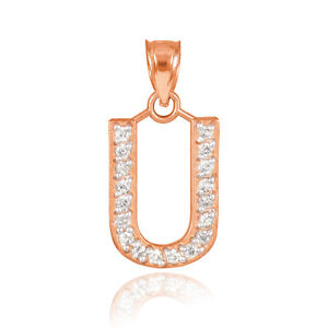 Z Alphabet In Diamond Rose Gold Alphabet Letter