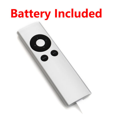 New Universal Remote Control Mc377ll/a For Apple Tv 2 3 Music System Mac Mc377ll