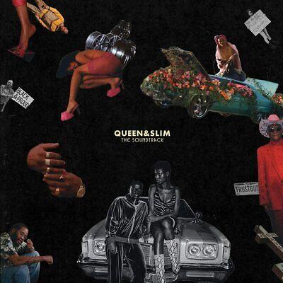Queen & Slim  - Original Soundtrack  -   CD  -  New! -