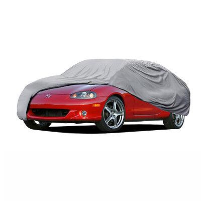 Car Cover For Mazda Miata Mx Outdoor Breathable Sun Dust Proof Auto Protection