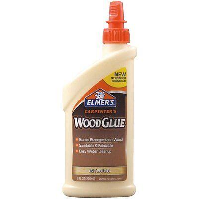 8 Oz Elmers Carpenters Wood Glue
