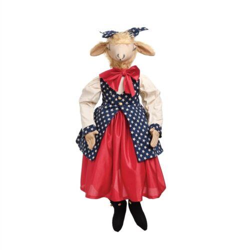 Joe Spencer Gussie Sheep Figure Doll!!! NEW!!!