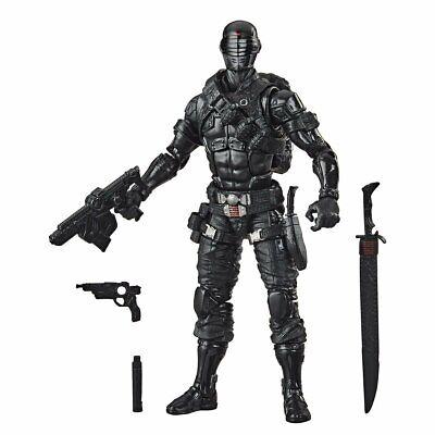 G.I. Joe Classified Series 6-Inch Snake Eyes Action Figure PRE-ORDER
