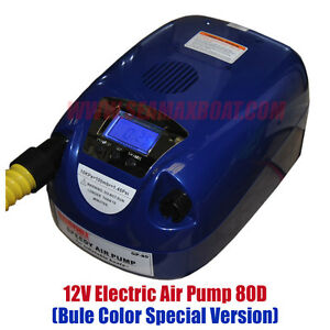 12V-Electric-Air-Pump-For-Inflatable-Boats-with-Digital-Control