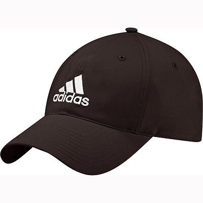 ADIDAS Basecap Performance Cap schwarz verstellbare Baseball-Kappe Schirmmütze
