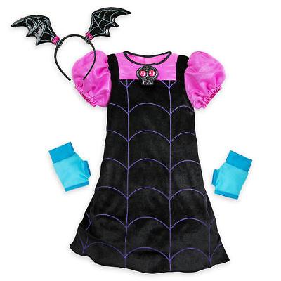 Kids Costume Storage ( GIRLS SIZE 7-8 VAMPIRINA FOR KIDS COSTUME DISNEY STORE)