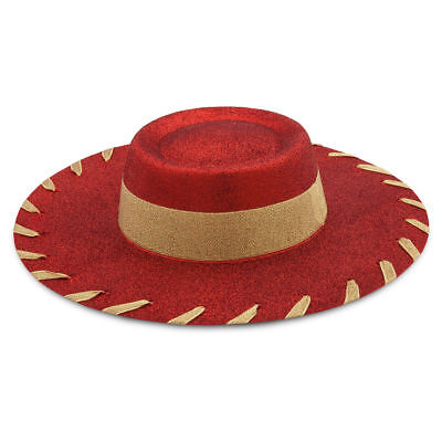 NEW Disney Store Jessie Hat Girls Costume Pixar Toy Story Cowgirl - Girls Jessie Costume