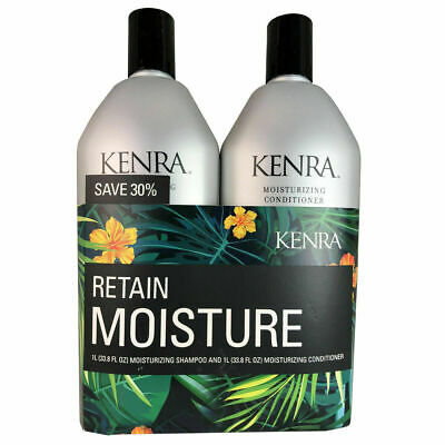 Moisturizing Conditioner (Kenra Moisturizing Hair Shampoo And Conditioner Duo 33.8 oz Each )