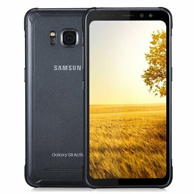 Samsung Galaxy S8 Active SM-G892A 64GB AT&T T-Mobile GSM Factory Unlocked Gray