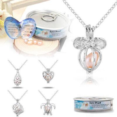 aillon Anhänger Charms für DIY Akoya Auster Halskette Kette (Charms Für Medaillons)