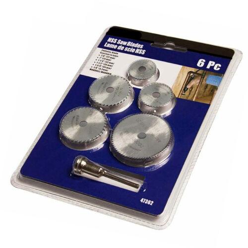 Mini Blade Set Circular Saw Disc Dremel Accessory Drill Rota