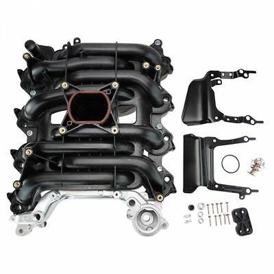 NEW Intake Manifold w Gasket Thermostat O Rings for Ford Lincoln Mercury 46L