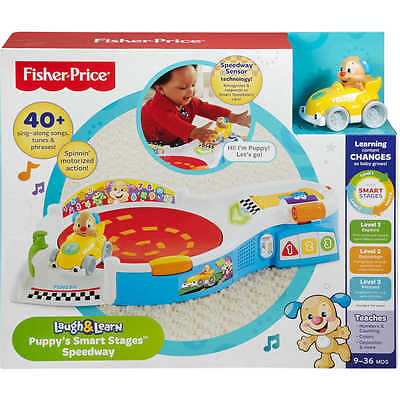 Brand New Fisher-Price Laugh & Learn Puppy