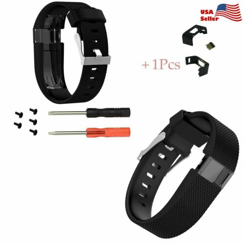 L Replacement Wristband Strap Clip Button Charging Clasp For