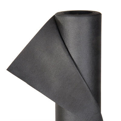 Tear-Resistant Weed Fleece Separation Fleece Weed Foil 150g 7,5m X 2m