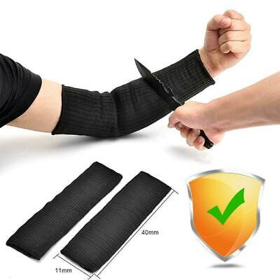 Kevlar Protective Arm Sleeves Cut Heat Resistant Anti Abrasion Made With Kevlar
