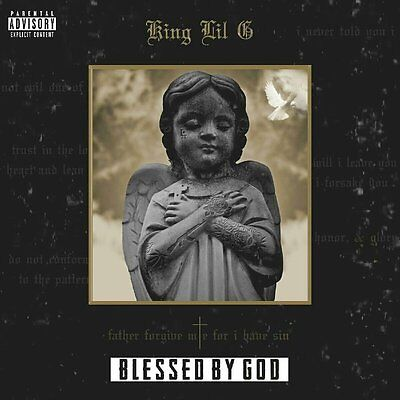 King Lil G Blessed by God Official Mixtape Album CD Concert Rap hip Hop 2017 PA