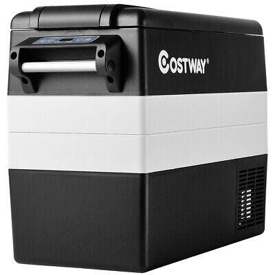 55 Quart Portable Refrigerator Electric Car Cooler Compressor Freezer Camping
