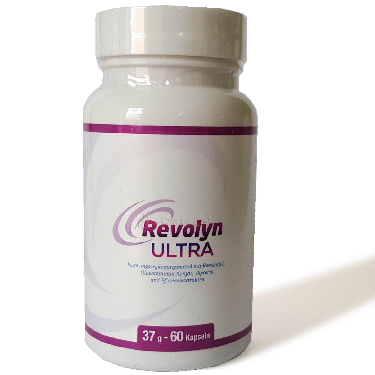 Revolyn Ultra Fettverbrennung Diät Gewichtsreduzierung 100% ORIGINAL