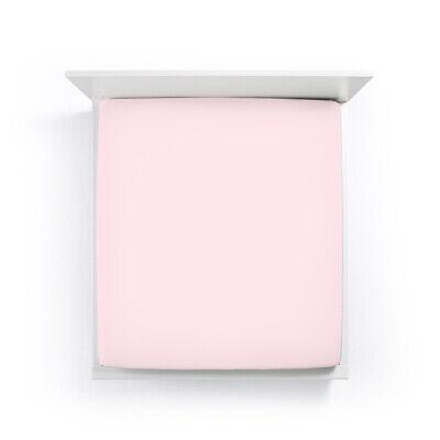 Formesse Bella Gracia Spannbetttuch 90/190 x 100/220 cm 0566 Rose 1A Qualität