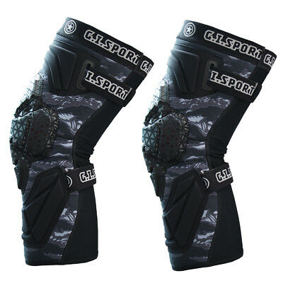 GI Sportz Race 2.0 Series Knee Pads - 2X for sale  Shipping to India