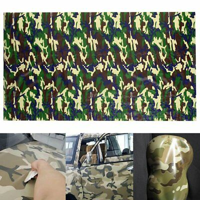 100x50cm Army Camo Hydrographic Pva Water Transfer Hydro Dipping Dip Print Film