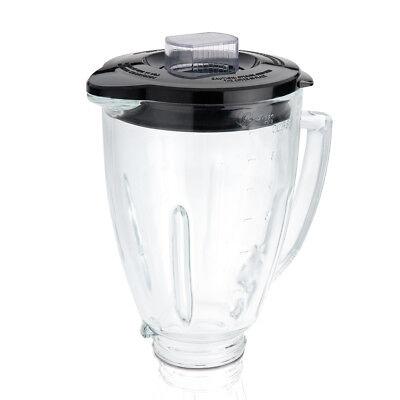 Oster BLSTAJ-CB0-NP0 Blender 6-Cup Glass Jar - Black Lid