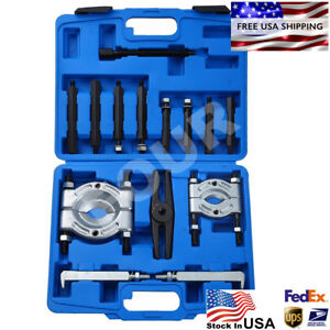 14 pcs Bearing Separator Puller Set 2